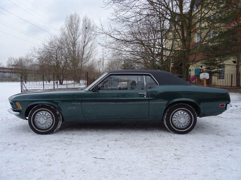 Ford Mustang 47500pln Warszawa Klasykami Pl