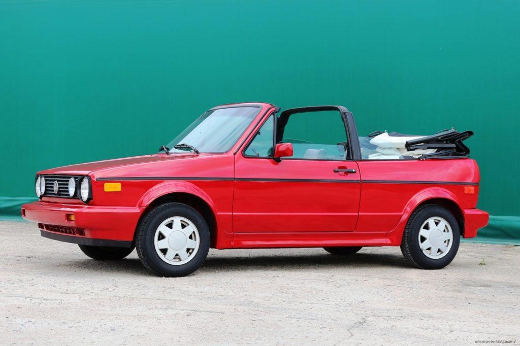 VW Golf MK1 Cabrio - 21900PLN - Łomża