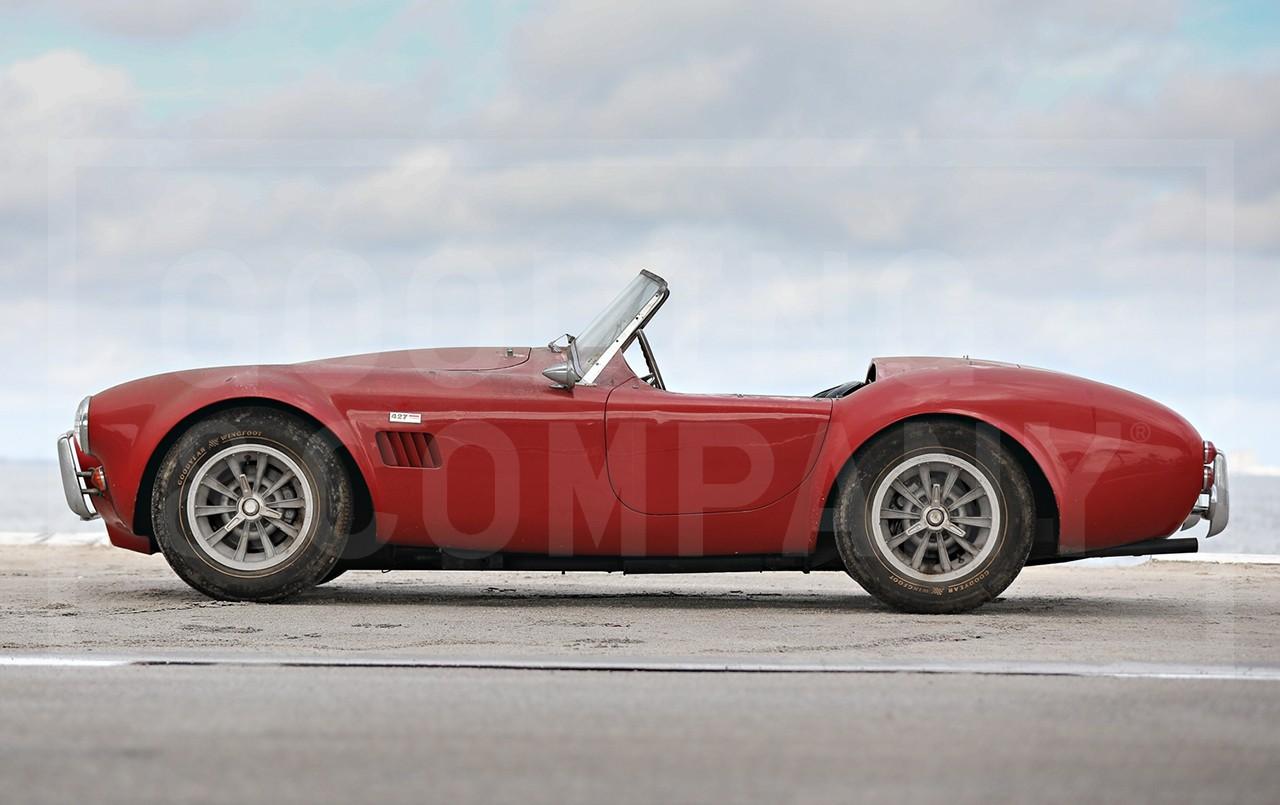 Aukcja odbędzie się 9 03 https www goodingco com vehicle 1967 shelby 427 cobra 3